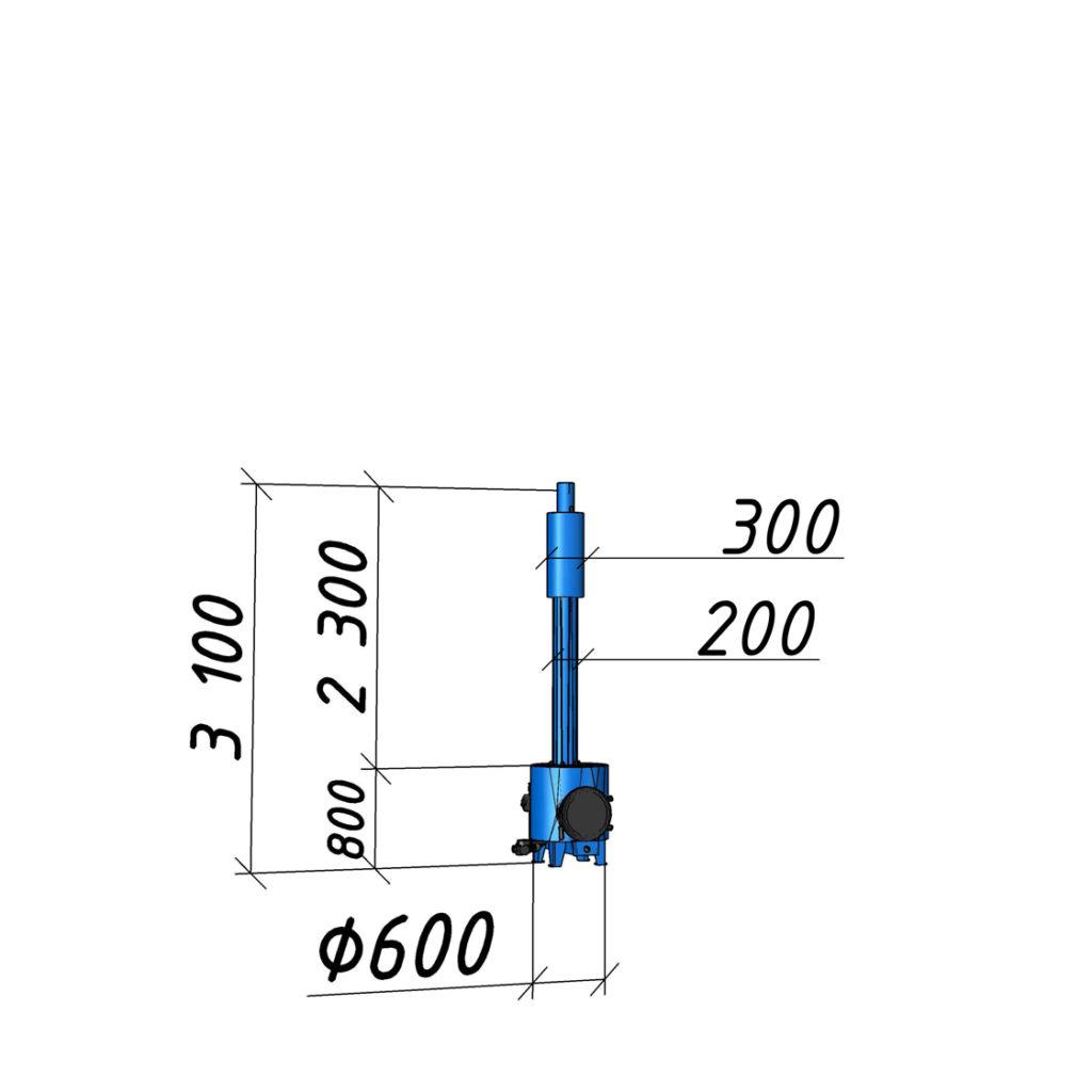 Купить водогрейный котел КВСрд-0,03 мощностью 30 кВт