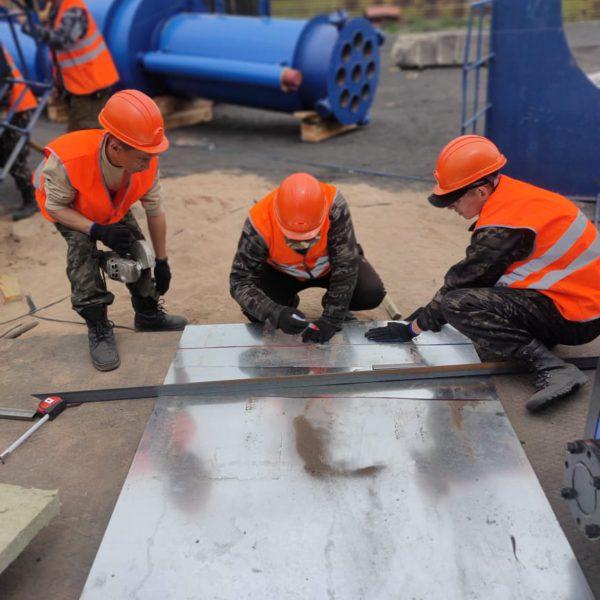 Монтаж промышленных котлов в Республике Бурятия